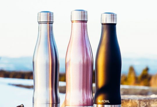 Glacial bottle